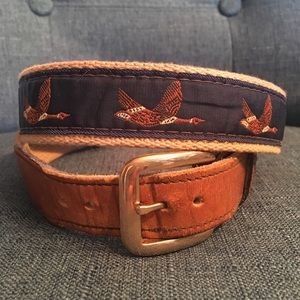 Vintage Duck Belt